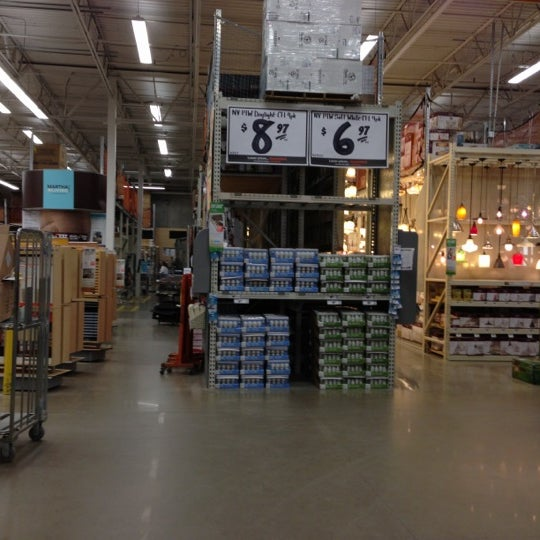 Which Home Depot Has The Best Selection New York