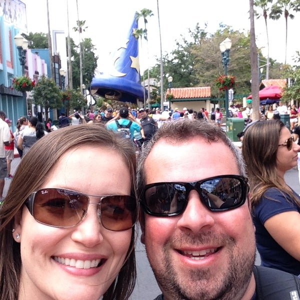 Photo taken at Disney's Hollywood Studios by Frederico on 4/19/2014