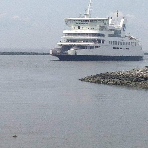 Photo taken at Cape May-Lewes Ferry | Cape May Terminal by Mike H. on 6/17/2013