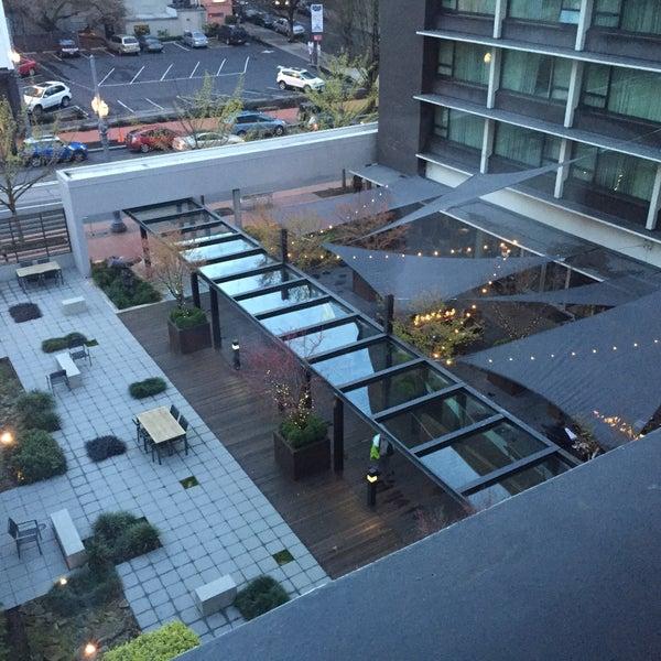 Photo taken at Hotel Modera by Eryka J. on 3/11/2016
