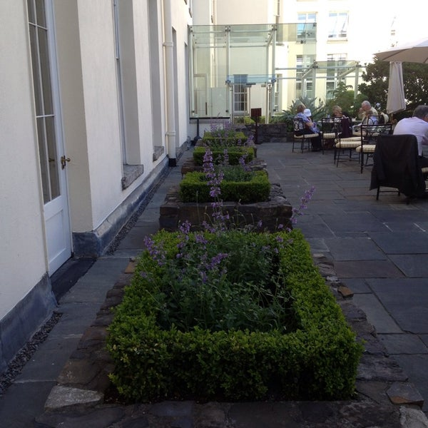 Photo taken at Merrion Hotel by Dorothy on 6/8/2013