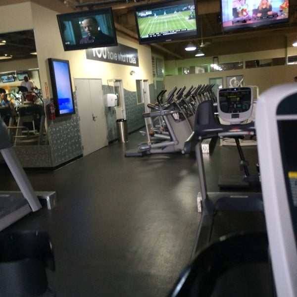 Photo taken at 24 Hour Fitness by D_ on 7/2/2014