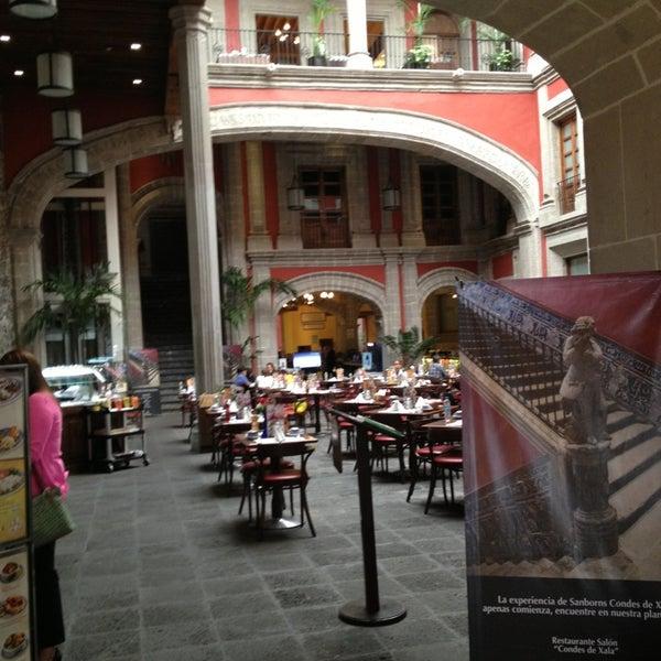 Sanborns restaurante mexicano en coyoac n for Sanborns centro df