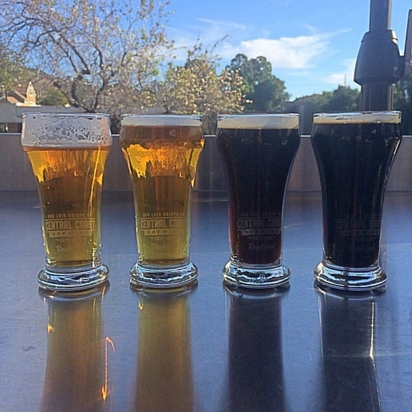 Photo taken at Central Coast Brewing by P M. on 1/20/2015