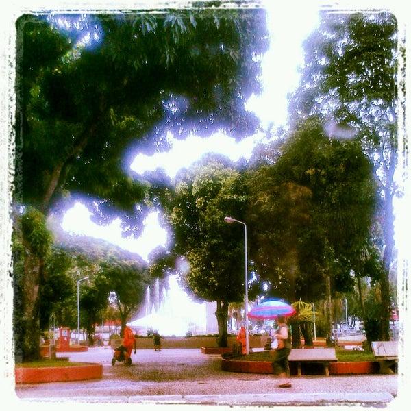 Photo taken at Taguatinga Centro by Geovania on 4/10/2013