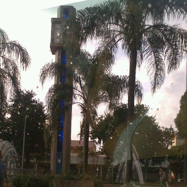 Photo taken at Taguatinga Centro by Geovania on 1/17/2013