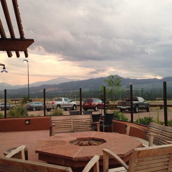 Photo taken at Colorado Mountain Brewery by Kerri G. on 7/14/2014