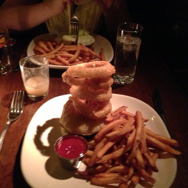 Photo taken at B & B Winepub (Burger & Barrel) by Jesse L. on 6/9/2013