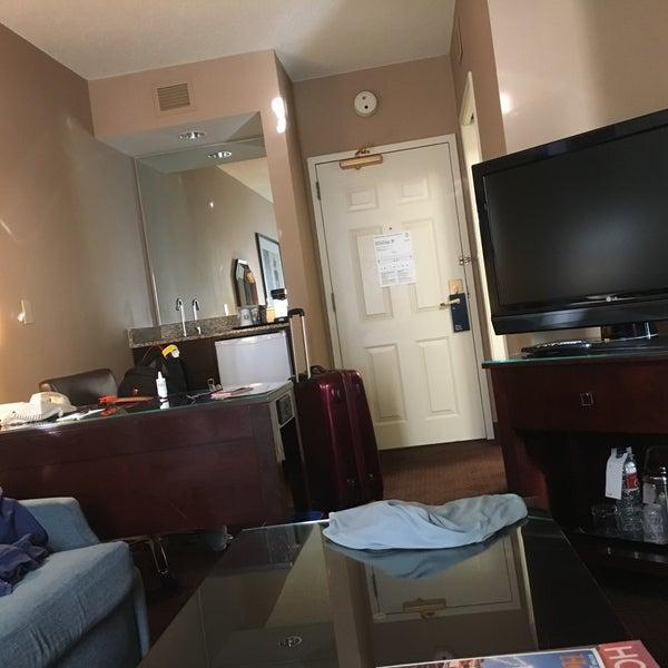Photo taken at Sheraton Suites Houston Near The Galleria by Anton M. S. on 11/7/2016