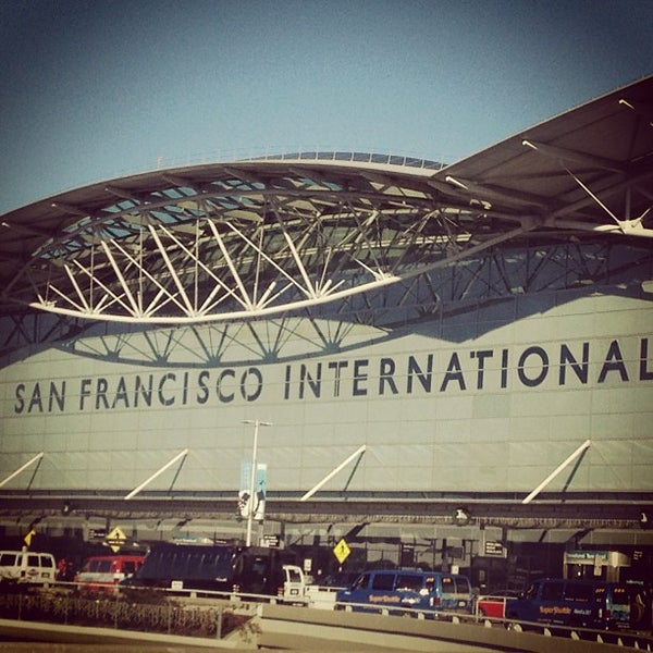 Photo taken at San Francisco International Airport (SFO) by William K. on 12/30/2012