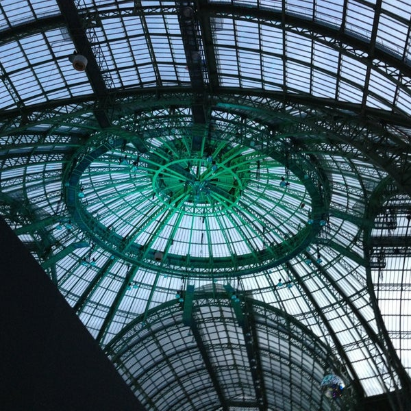 Photo taken at Grand Palais by Alice B. on 12/21/2012