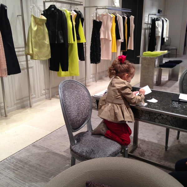 Photo taken at Christian Dior by Marusya . on 5/2/2013