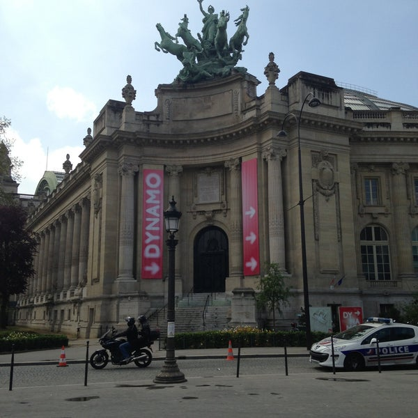 Photo taken at Grand Palais by Marusya . on 5/2/2013
