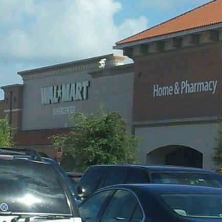 Photo taken at Walmart Supercenter by T_Steven L. on 10/14/2012