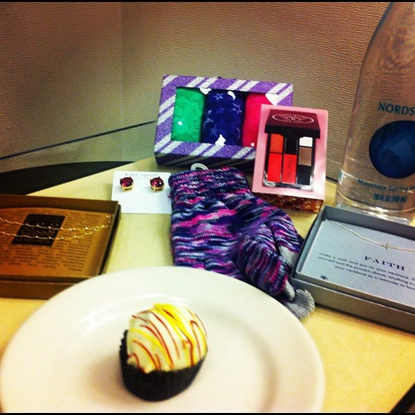 Photo taken at Nordstrom Somerset Collection by Charlotte E. on 11/24/2012