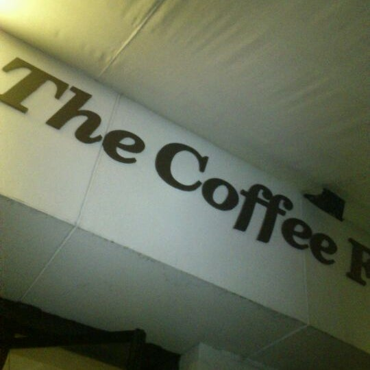 Photo taken at The Coffee Factory by Rosario R. on 5/11/2012
