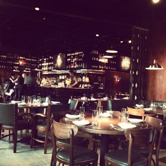 Photo taken at B & B Winepub (Burger & Barrel) by Anny C. on 2/12/2013