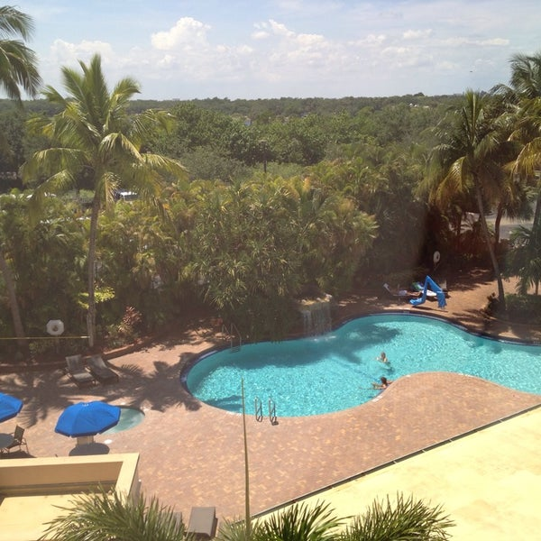 Photo taken at Holiday Inn Ft. Lauderdale-Airport by Rik H. on 5/19/2013