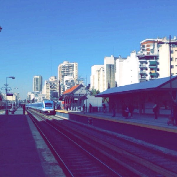 Photo taken at Estación Caballito [Línea Sarmiento] by MiKe R. on 9/13/2015