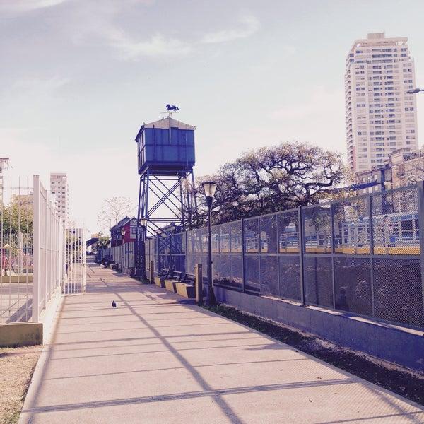 Photo taken at Estación Caballito [Línea Sarmiento] by MiKe R. on 7/8/2015