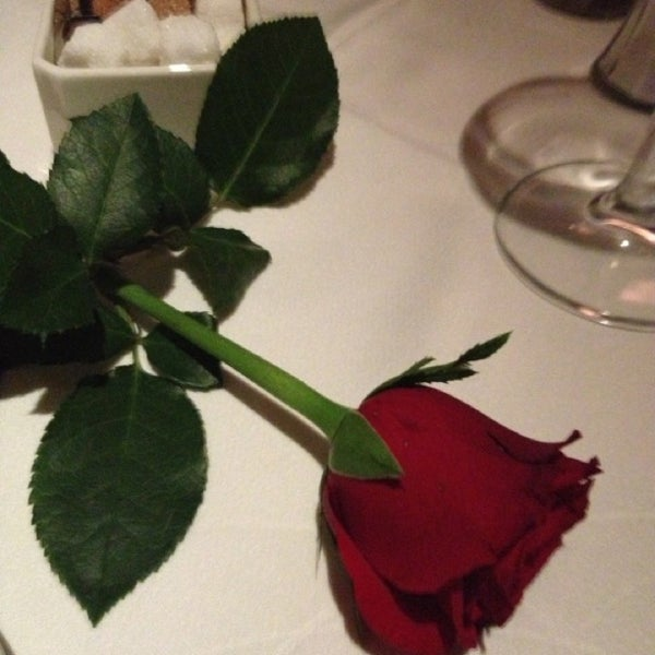 Photo taken at Ruth's Chris Steak House by Abby P. on 1/25/2013