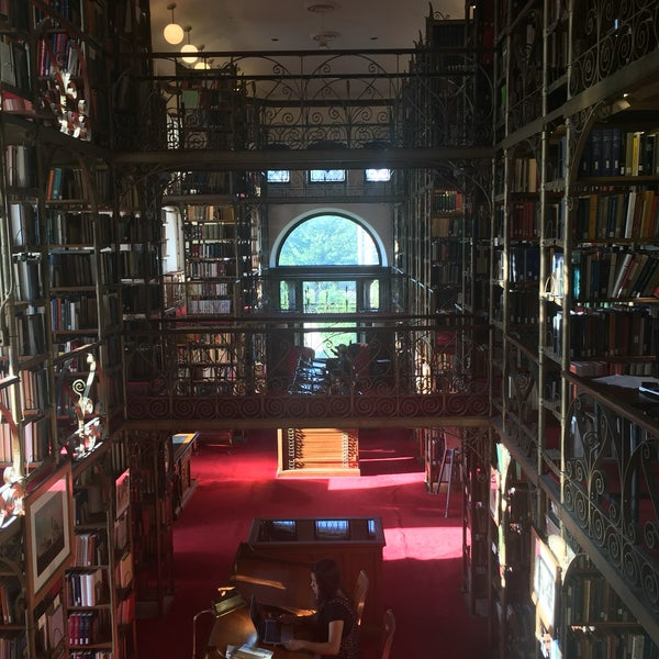 Photo taken at Uris Library by Kat I. on 9/1/2016