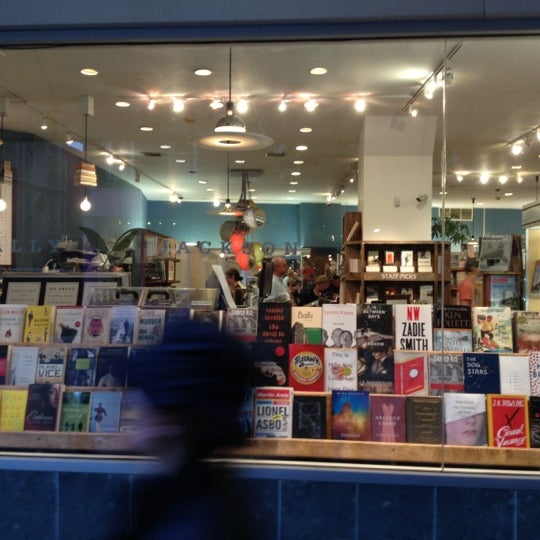 Photo taken at McNally Jackson Books by Todd S. on 10/3/2012