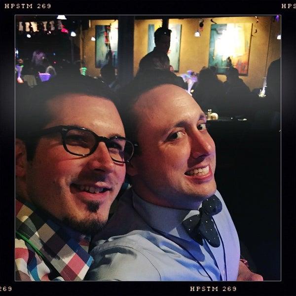 Photo taken at Jazz'd Tapas Bar by Matt F. on 1/1/2015