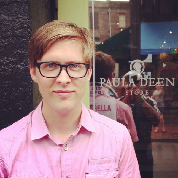 Photo taken at The Paula Deen Store by Benjamin C. on 7/20/2013