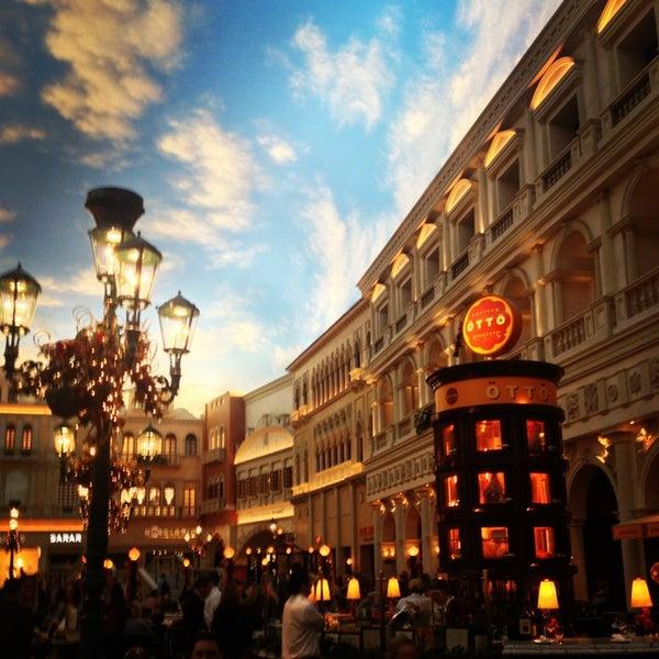 Photo taken at Otto Las Vegas by Ken T. on 1/9/2013