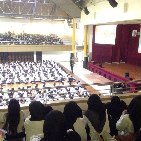 Photo taken at Sekolah Tinggi Akuntansi Negara (STAN) by Mumpuni Nukiasari S. on 11/11/2015