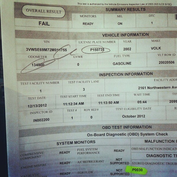 How Can I Get My Car To Pass Emissions Test