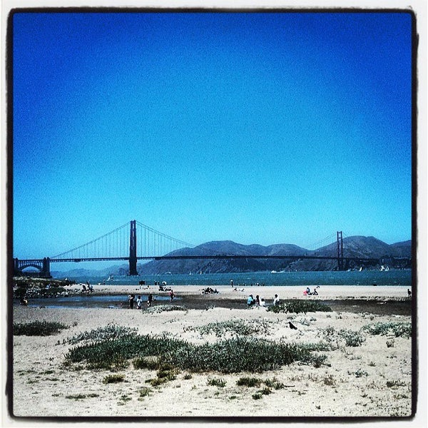Photo taken at Crissy Field by Brian D. on 6/29/2013
