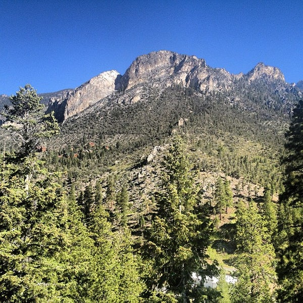Photo taken at Mt Charleston Lodge by Jess S. on 6/19/2013