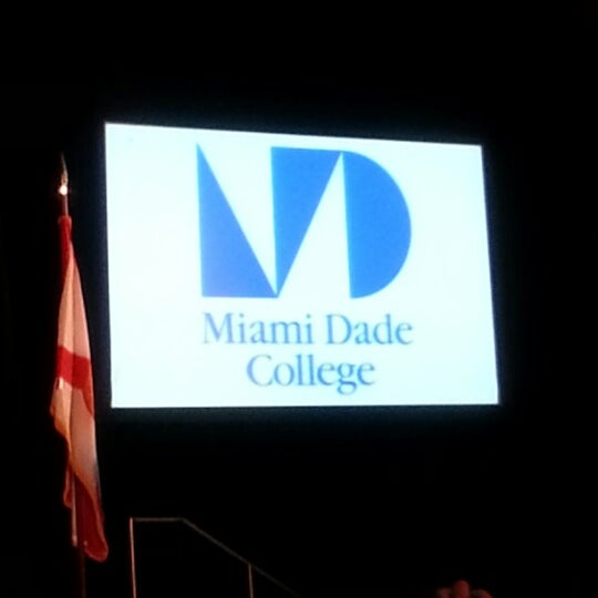 Photo taken at Miami Dade College Wolfson Campus by Kush G. on 11/3/2012
