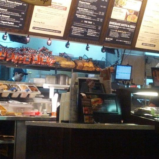 Photo taken at Corner Bakery Cafe by Tony D. on 1/28/2013