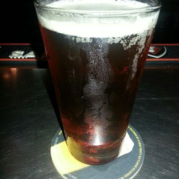 Photo taken at Sharkeys Beer & Wine by Steve on 5/22/2014