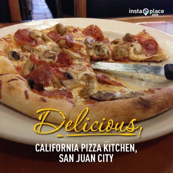 Photo taken at California Pizza Kitchen by Kamille Erika S. on 4/5/2013