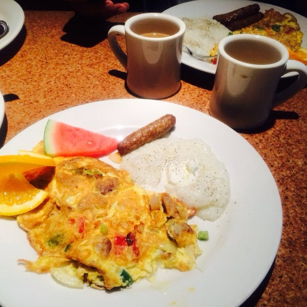Photo taken at Imperial Diner by Korima Y. on 5/28/2014