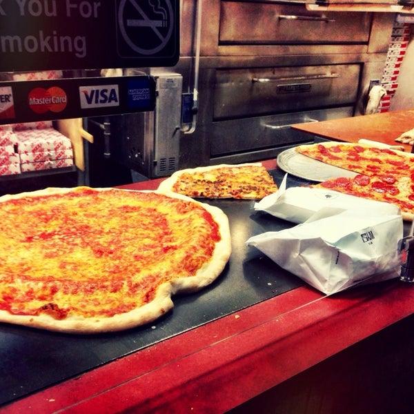 Photo taken at Burke Street Pizza by Kerri on 9/13/2014