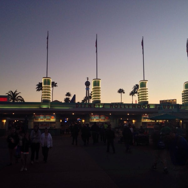 Photo taken at Disney's Hollywood Studios by Jeff K. on 3/13/2014