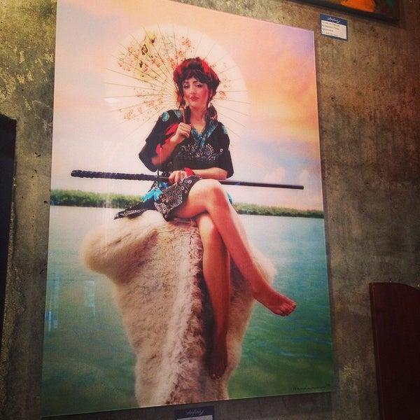 Photo taken at Angelina's Coffee & Yogurt by SarahElles B. on 11/9/2014