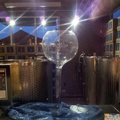 Photo taken at Su Vino Winery by Matt M. on 9/20/2012