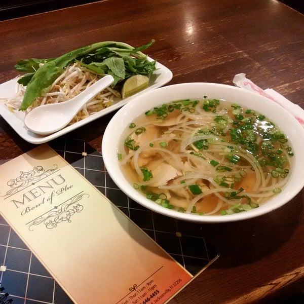 Photo taken at Bowl of Pho by Tristan E. on 12/23/2014
