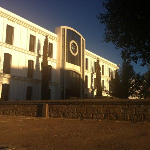 Photo taken at Universidad Autónoma de Durango Campus Zacatecas by Maureen I. on 2/12/2013