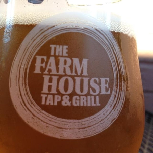 Photo taken at The Farmhouse Tap & Grill by Sue B. on 7/20/2013