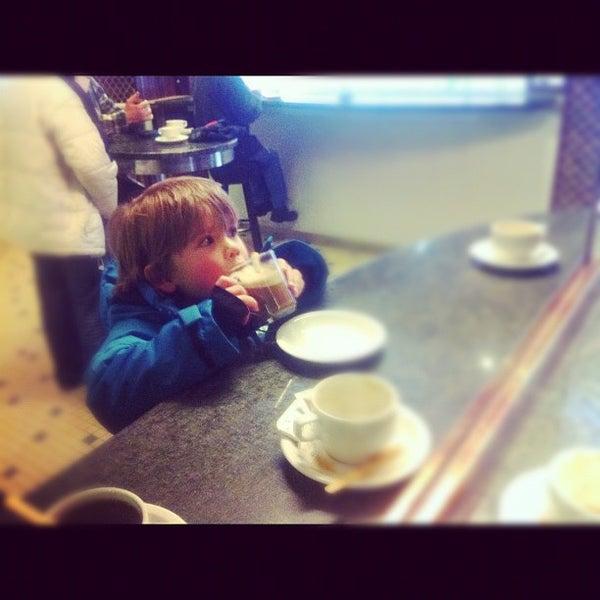 Photo taken at Florencia by Bart van M. on 2/19/2012