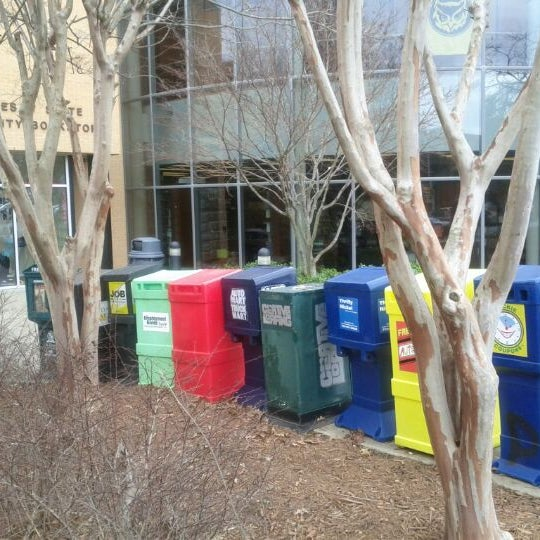 Photo taken at Carmichael Student Center by Ed B. on 1/13/2012