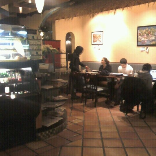 Photo taken at Coffea by Amelia S. on 1/24/2012