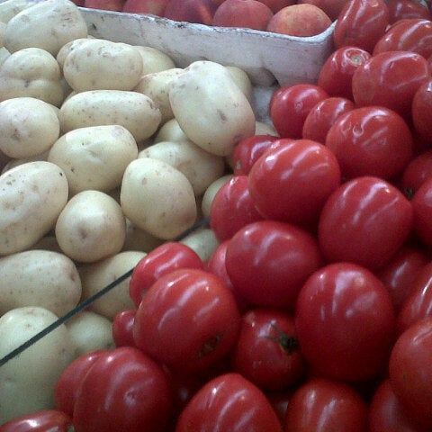 Photo taken at Mercado de la San Juanita by Nenathaly H. on 8/17/2012